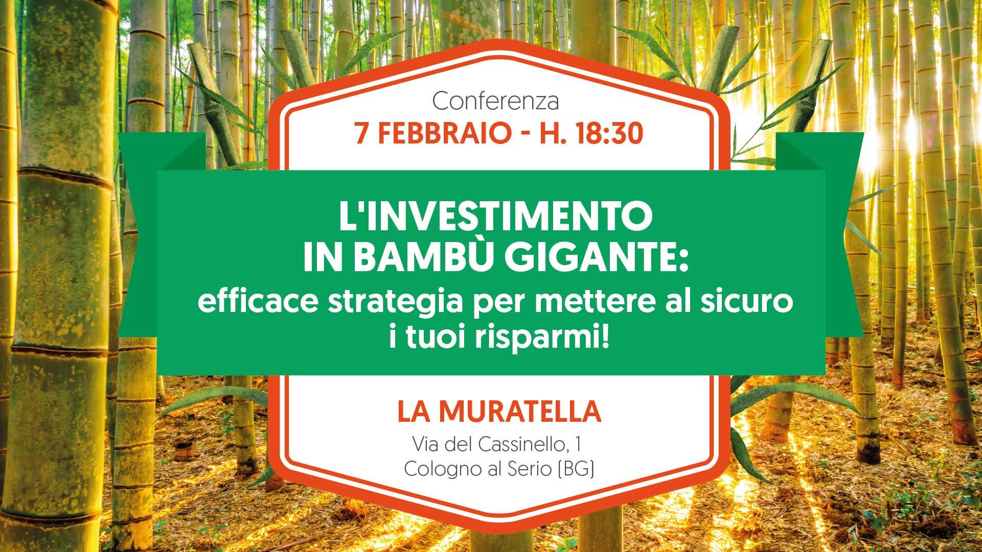 Evidenza Conferenza Per Investitori 1