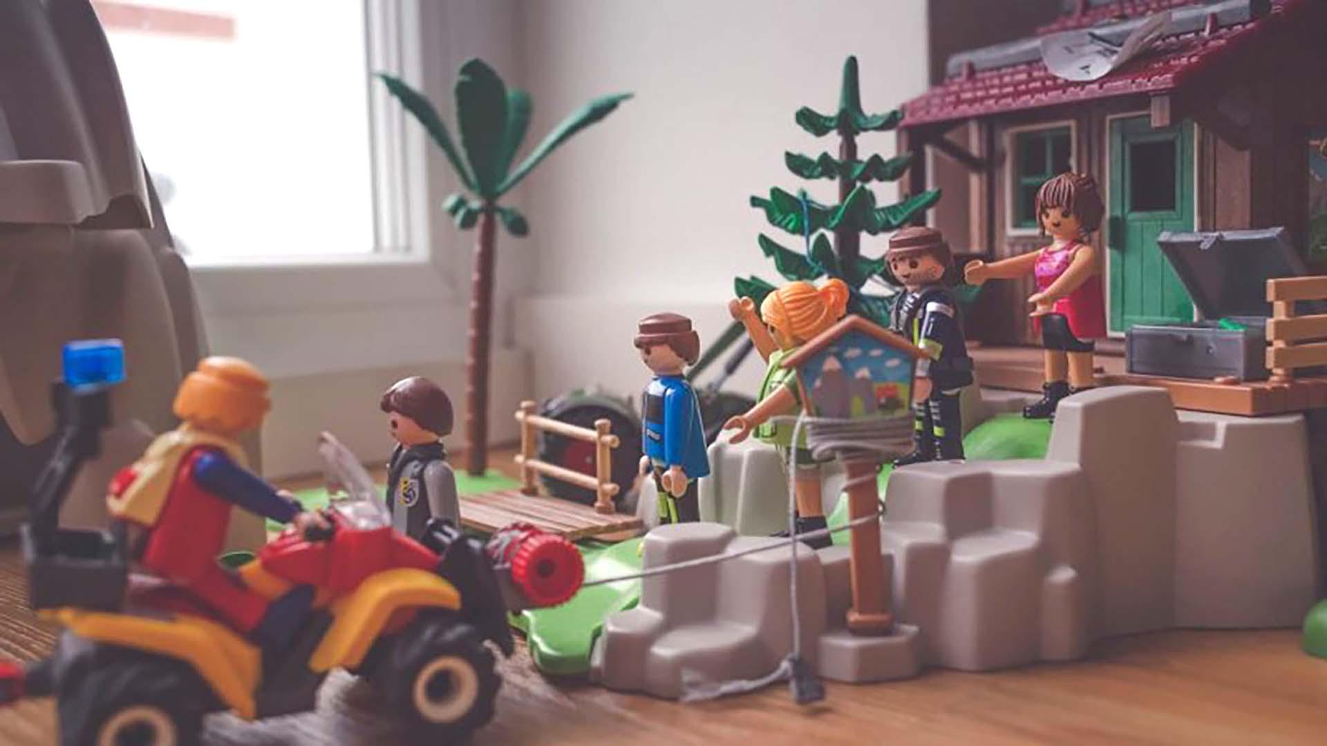Con i Lego si può giocare, con l'ecosostenibilità no!